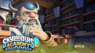 Mission Protect Master Eon's...Beard? l Skylanders Academy l Skylanders
