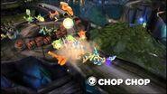Meet the Skylanders Chop Chop (extended)
