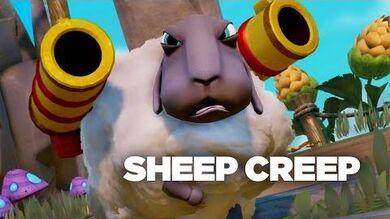 "Official Skylanders Trap Team ""Meet the Villains Sheep Creep"" Trailer"