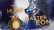 Intro Eon and Hugo