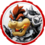 Dark Hammer Slam Bowser Icon