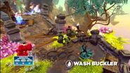 Skylanders Swap Force - Meet the Skylanders - Wash Buckler (Eight Legs and No Pegs)