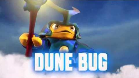 Skylanders Swap Force - Dune Bug Soul Gem Preview (Can't Beat the Beetle)