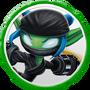 Ninja Stealth Elf Icon