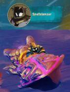 Spellslamzer's Vehicle
