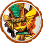 Golden Queen Icon