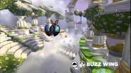 OFFICIAL Skylanders SuperChargers Action Clips Buzz Wing
