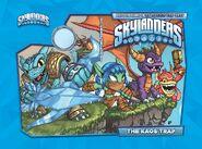 Skylanders Cover KaosTrap