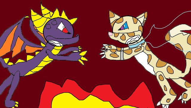 File:Spyro vs Leopardeon.png