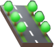 File:Two-lane road with trees.png
