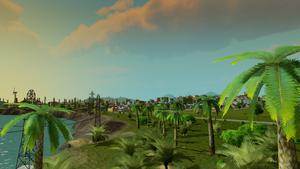 Theme tropic 3