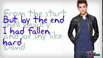 Jack Griffo Slingshot Lyrics-The Nickelodeon Original Movie Jinxed