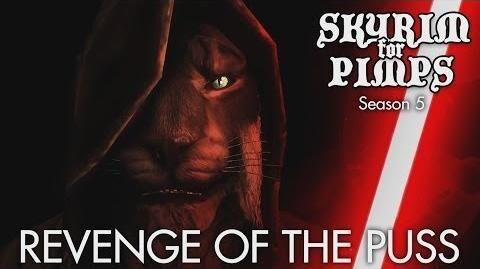 Skyrim For Pimps - Revenge of the Pu*s (S5E28) - Walkthrough