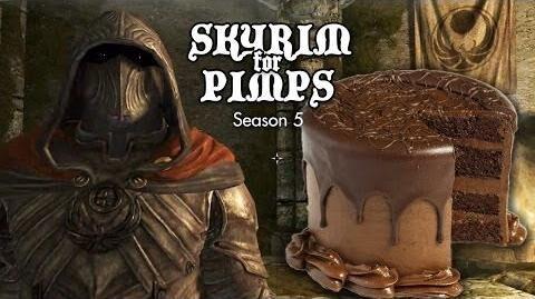 Skyrim For Pimps - Secret Cake Thief (S5E20) - Walkthrough