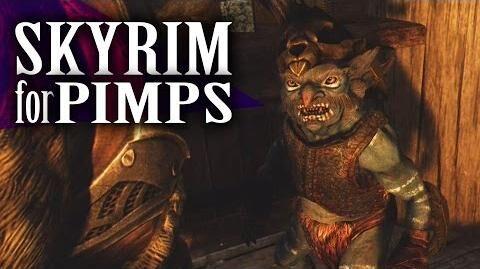 Skyrim For Pimps - Song of Mai Dik (S6E06) - Walkthrough - GameSocietyPimps
