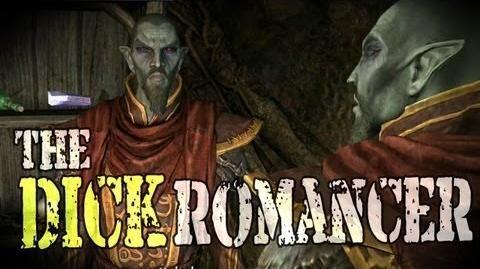 Skyrim For Pimps - The Dickromancer (S4E11) Dragonborn Walkthrough-0
