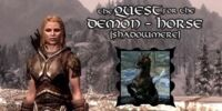 Quest For The Demon Horse Shadowmere