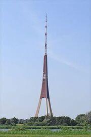 Riga Radio And TV Tower