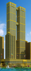 Thai Boon Roong Commercial Centre Towers