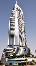 The Address Downtown Burj Dubai