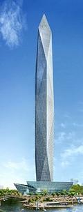 Cheongna City Infinity Tower