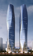 Nanning Center Towers Img2