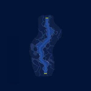 Map-Eisen Road - 1st Map