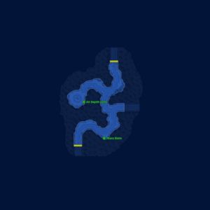 Map-Erbe Scenic Route - 1st Map SC