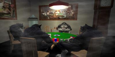 Katherin Bowdit Lycan Poker