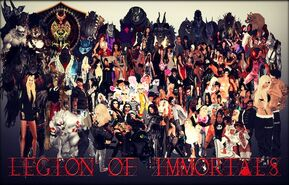 Legion of Immortals Family Portrait copy
