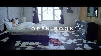 Jacob Whitesides - Open Book