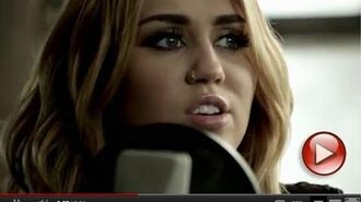 Miley Cyrus - You're Gonna Make Me Lonesome When You Go ft