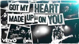 R5 - Heart Made Up On You (Lyric Video)