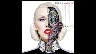 Christina Aguilera - Not Myself Tonight (Audio)