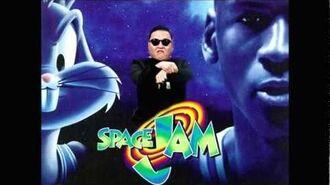 Oppa Space Jam Style
