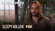 Sneak Peek Ichabod And Abbie End Up In A Haunted House Season 1 Ep