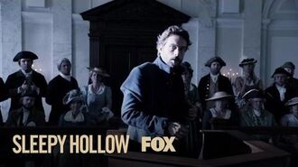 The Court Charges Ichabod With Murder Season 4 Ep. 4 SLEEPY HOLLOW