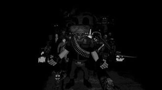 Slender fortress 2 Happy Halloween (night movie)