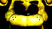 Golden Freddy's kill screen