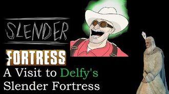 TF2 Slender Fortress A Visit to Delfy's Slender Fortress Server