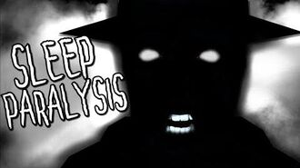 SHADOW PEOPLE AND HAT MAN EXPLAINED - Sleep Paralysis Analysis