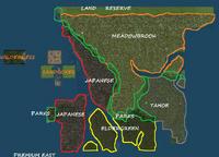 Premium East Regions