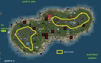 Gaeta geography
