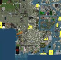 Calleta map