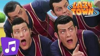 LazyTown We are Number One Music Video-2