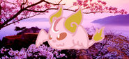 Sakura Slime
