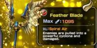 Feather Blade