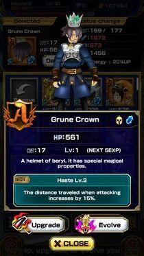 Grune CrownM