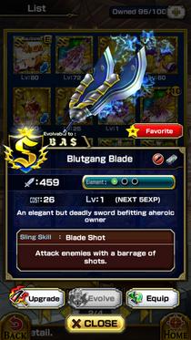 Blutgang Blade