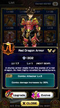 Red Dragon ArmorM